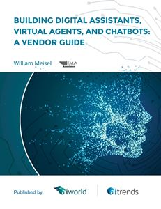 Picture of Building Digital Assistants, Virtual Agents, and Chatbots: A Vendor Guide - PDF Format